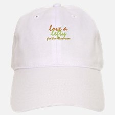 Lefty Love Baseball Baseball Cap