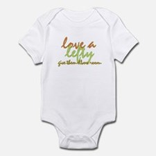 Lefty Love Infant Bodysuit