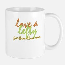 Lefty Love Mug