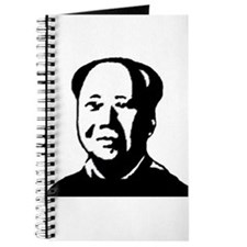 Cute Mao warhol Journal
