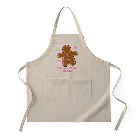 Sugar & Spice Gingerbread Apron