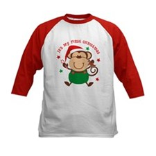 Monkey Boy 1st Christmas Tee