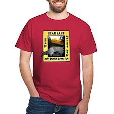 Bear Lake and Baby Elk T-Shirt
