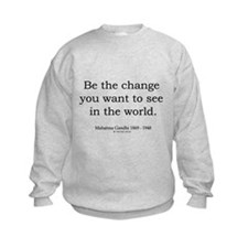 Mahatma Gandhi 5 Sweatshirt