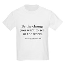 Mahatma Gandhi 5 T-Shirt