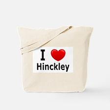 I Love Hinckley Tote Bag