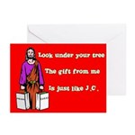 Your Gift Is Like J.C. -- Imaginary! 10 Pack
