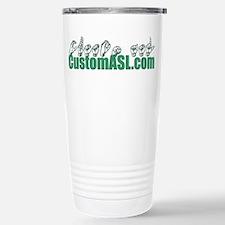 SAMPLE Item Travel Mug