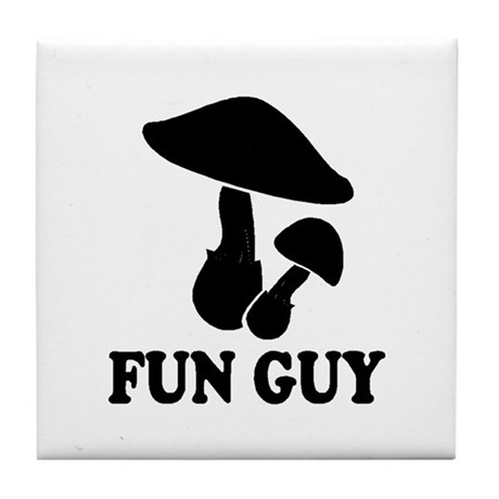 FUN GUY Tile Coaster