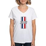 Cars 1936 Women's V-Neck T-Shirt