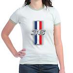 Cars 1936 Jr. Ringer T-Shirt