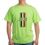 Cars 1936 Green T-Shirt