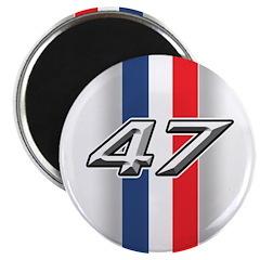 Cars 1947 Magnet