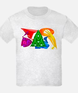 Rainbow Tree - T-Shirt
