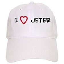 I Love JETER Baseball Cap