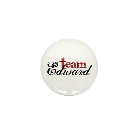Team Edward Mini Button (100 pack)