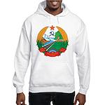 Laos Coat Of Arms Hooded Sweatshirt