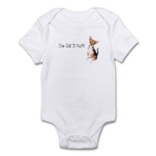 Its a dogs life Infant Bodysuit