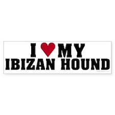 I Love My Ibizan Hound