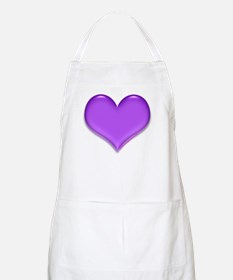 Purple Heart Apron