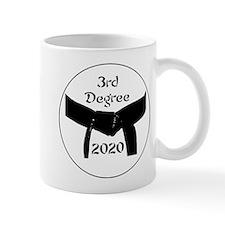 3rd Degree Black Belt Mug