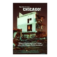 My kind of town..Chicago! Postcards (Package of 8)