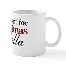 Bella for Christmas Mug