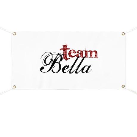 Team Bella Banner