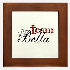 Team Bella Framed Tile