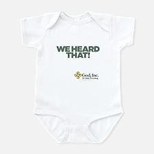 Heard Infant Bodysuit