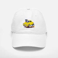 1941 Willys Yellow Car Baseball Baseball Cap