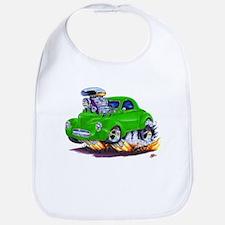 1941 Willys Green Car Bib