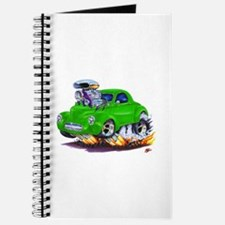 1941 Willys Green Car Journal