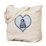 Emperor Penguin Baby Chick Tote Bag
