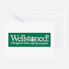 Wellstone Greeting Card
