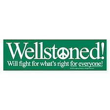 Wellstone Bumper Bumper Sticker