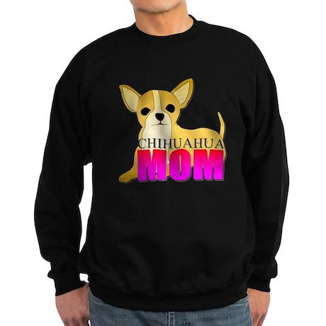 Chihuahua Mom Sweatshirt (dark)