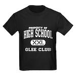 Property of High School Glee Club Kids Dark T-Shir