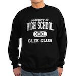 Property of High School Glee Club Sweatshirt (dark