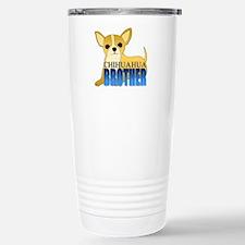 Chihuahua Brother Travel Mug