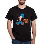 Snuffy Smith Walking Dark T-Shirt