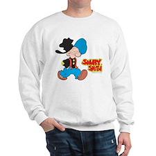 Snuffy Smith Walking Sweatshirt