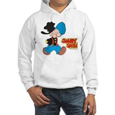Snuffy Smith Walking Hoodie