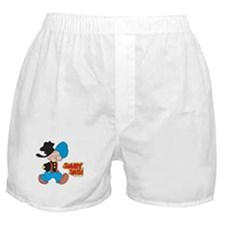 Snuffy Smith Walking Boxer Shorts