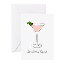 Christmas Spirit - Greeting Cards (Pk of 20)
