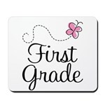 Special 1st Grade Butterfly Mousepad