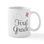 Special 1st Grade Butterfly Mug