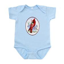 Christmas Cardinal Infant Bodysuit
