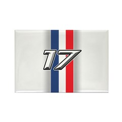Cars 1917 Rectangle Magnet (100 pack)