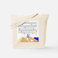 Tangle Fairies Story Tote Bag